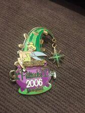 2006 Tinkerbell St Patricks Tink Pin 45346 Dlr Disneyland Disney Tinker Bell