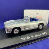 Mercedes-Benz 300 SL Roadster 1957 Year 1/43 Scale Diecast Collectible Model Car