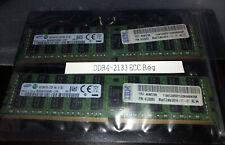 Samsung 16GB DDR4-2133 ECC Registered 2Rx4 PC4-2133P-RA0-10-DC0