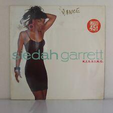 """Siedah Garrett – K.I.S.S.I.N.G. (Vinyl 12"""", Maxi 33 Tours)"""