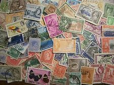 100 Diff. Pre-Independence British Empire Colonies 1880s-1990s, No Commonwealth