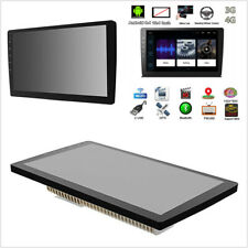 "Android 9.1 10.1"" inch 2 DIN Car MP5 Player Touch Screen Stereo Radio GPS WIFI"