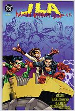 JLA World Without Grown-Ups DC Comics No 1 of 2