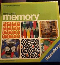 Spiel Traveller Memory Ravensburger Design Charles Eames