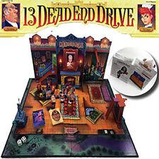 13 Dead End Drive Board Game! Complete! Milton Bradley Mystery Murder 1993