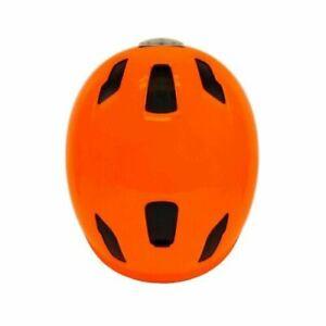 Serfas Kilowatt E-Bike Helmet - HT-500/504 (Gloss Serfas Orange)