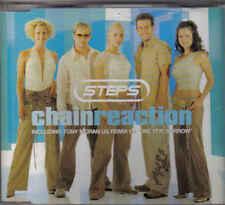 Steps-Chain Reaction cd maxi single