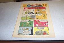 COMICS THE OVERSEAS WEEKLY 11 DECEMBER 1960 BEETLE BAILEY THE KATZENJAMMER KIDS