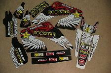 TEAM  ROCKSTAR  HONDA   GRAPHICS   CR125  CR250  CR125R  CR250R 2000  2001
