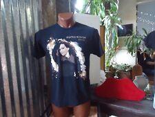 Martina McBride Shine Tour black large t-shirt, American country music singer