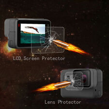Protector Tempered Screen For Go Pro Hero 7 6 5 Black Action Camera Accessories