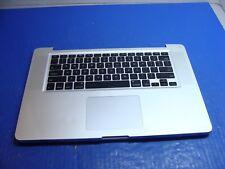 "MacBook Pro 15"" A1286 2008 MB471LL/A Top Case w/Trackpad Keyboard 661-5481 GLP*"