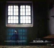 DE/VISION - 13 * NEW CD
