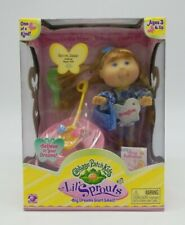 Cabbage Patch Kids Lil' Sprouts HAVEN JANAE August 25 Believe In Your Dreams NIB