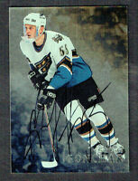 Sergei Gonchar #299 signed autograph auto 1998-99 Upper Deck Be A Player Card