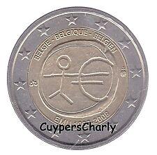 Belgie 2009 2€ UNC  **10 Jaar EMU**