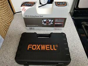 FOXWELL NT630 ELITE OBD2 Engine Diagnostic Scanner ABS+SAS+SRS Airbag Reset Tool