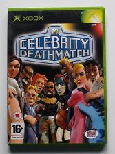 MTV CELEBRITY DEATHMATCH - XBOX - PAL ESPAÑA - DEATH MATCH