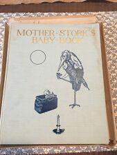 EXCLUSIVE 1904 Mother Stork's Baby Book - Original, Unused - Dodge Wheelan