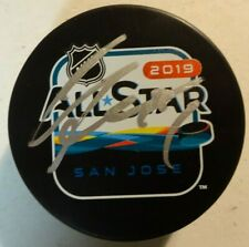 2401962f7 Autographed STEVEN STAMKOS Signed 2019 NHL All Star Game Puck TB Lightning