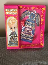 Kenner 1972 Blythe's Boutique Fashions Pretty Paisley Factory Sealed. Rare