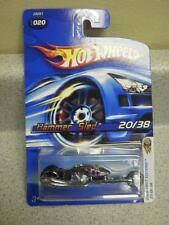 HOT WHEELS- HAMMER SLED- 2006 FIRST EDITIONS- NO.20- NEW ON CARD- L15