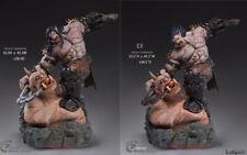 BIGFOOT World of Warcraft Revenge Kargath Bladefist 1/5 Limited Statue INSTOCK