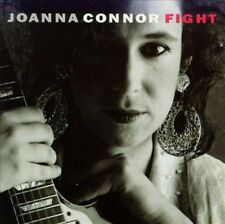 Fight; Joanna Connor 1992 CD, Electric Blues, Slide Guitar, Blind Pig Very Good
