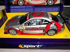 1 32 Scalextric C2391A Rare Sport Box Mercedes Clk Dtm Vodafone Disct'D slot car