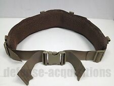 NEW EAGLE INDUSTRIES OPERATORS BELT WAR BELT KHAKI OGBP-W/HA-M-MS-5KH SFLCS