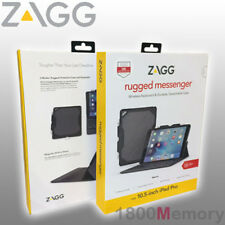 "ZAGG Rugged Messenger Backlit Keyboard Case Bluetooth Apple iPad Pro 10.5"" 2017"