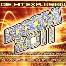 Boom 2011 - 2 CD NUOVO BOOOM Katy Perry Taio Cruz Jason Derulo Mike Posner Hurts
