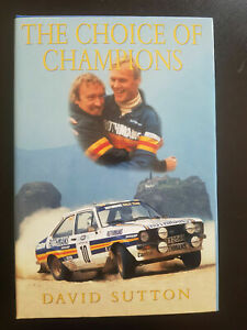 David Sutton 1940-2021, 'The Choice of Champions' - signed by Jill Robinson.