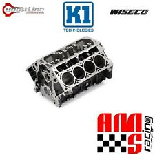 """AMS RACING """"BUILT 4 BOOST"""" 370 LY6 GEN IV GM LS FORGED SHORT BLOCK WISECO K1"""