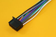 Wire Harness for PIONEER DEH-X6700BS DEH-X3910BT, DEH-X1910UB, 100% Copper NEW