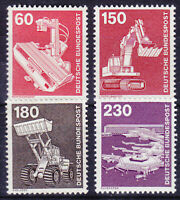 Federal Republic 990/94 Egz. Industry And Technology, Complete Mint