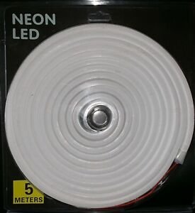 LED NEON SILICONE FLEX 24V IP68 8x16mm (Cut to Length)