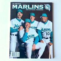 Florida Marlins 1994 Official Yearbook Magazine 76 Pages Vintage MLB Baseball