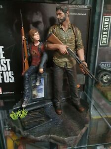 The Last Of Us Post Pandemic Statue Figure Limited Edition + OMAGGIO