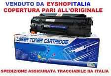TONER COMPATIBILE PER STAMPANTE LASER HP LASERJET P1102 W CARTUCCIA CE 285A 85A