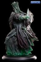 King of the Dead Mini-Statue Der Herr der Ringe Rückkehr des Königs Weta