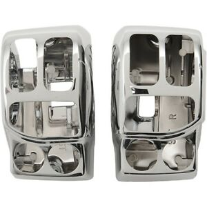 Chrome Switch Housing For Harley Davidson Touring 2014 - 2017