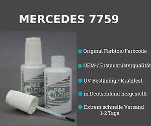 LACKSTIFT MERCEDES GRAPHITE MET 7759