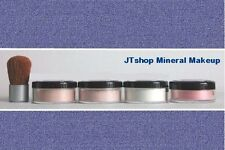 Jtshop SUPERIOR minerale trucco Loose in polvere (essenziale Kit) TUTTE NATURALI