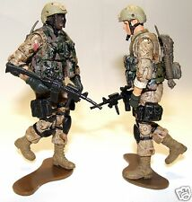 1:18 Unimax BBI Elite Force U.S Special Forces Figure Seal Navy Delta Custom