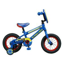 "Kids 12"" Paw Patrol Steel Frame Bicycle with Training Wheels - Blue"