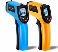 thermomètre infrarouge compteur de température sans Contact pyromètre pistolet