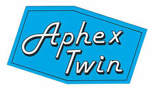 APHEX TWIN Cheetah Ltd Ed RARE New Sticker +FREE Electronica/Dance/EDM Stickers!