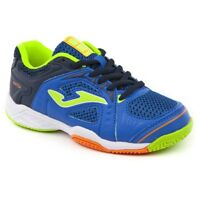 Joma Scarpe Tennis Junior - Match Jr 804 Royal - Bambino