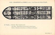 BF6288 champigny sur veude les vitraux de la sainte ch france      2